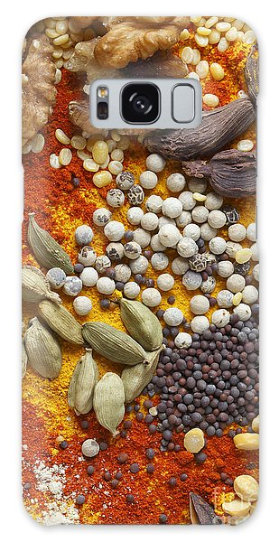 Nuts Pulses And Spices Galaxy Case