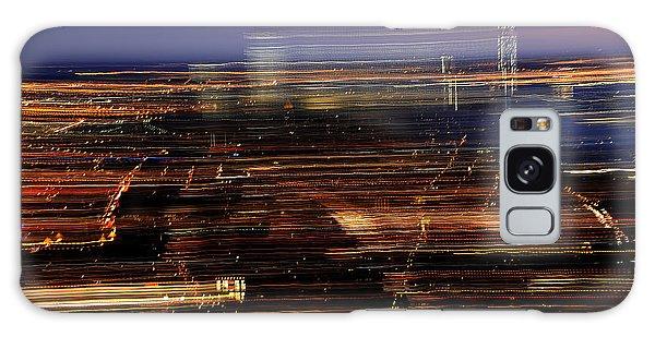 Nyc Jazzed II Galaxy Case