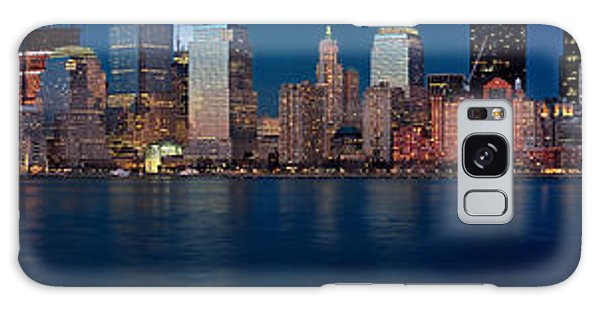 Nyc Pano Galaxy Case by Jerry Fornarotto