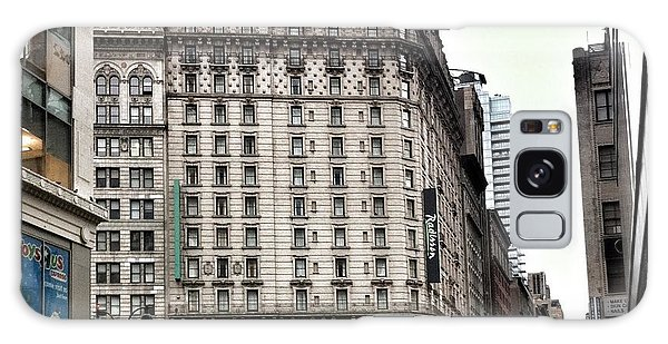 Nyc Radisson Hotel Galaxy Case by Susan Garren