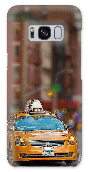 Taxi Galaxy Case by Jerry Fornarotto