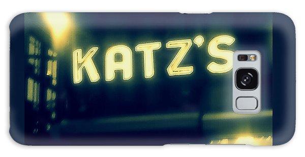 Nyc's Famous Katz's Deli Galaxy Case