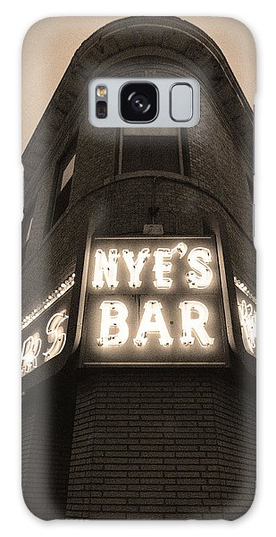 Nye's Bar Sepia V.2 Galaxy Case