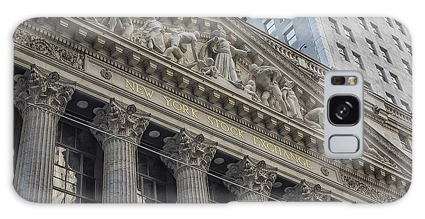 Nyse  New York Stock Exchange Wall Street Galaxy Case