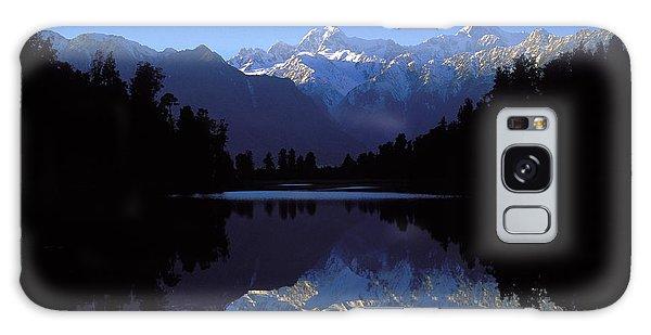 New Zealand Alps Galaxy Case
