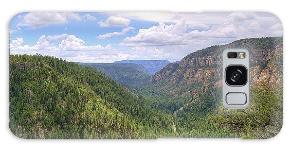 Oak Creek Canyon Galaxy Case