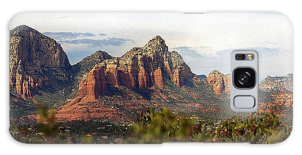 Oak Creek Canyon Sedona Pan Galaxy Case