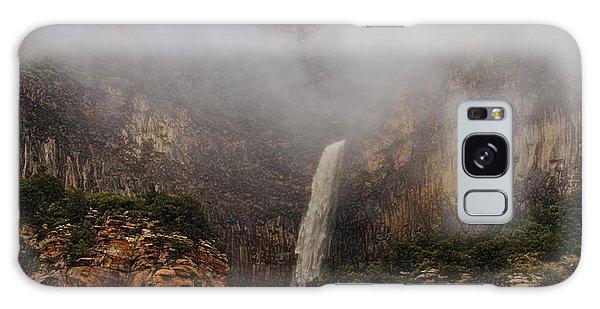Oak Creek Waterfall Galaxy Case