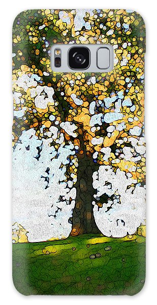 Oak Tree 1 Galaxy Case