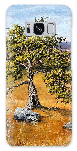 Oak Tree Galaxy Case
