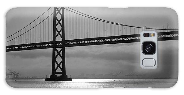 Oakland Bay Bridge Galaxy Case