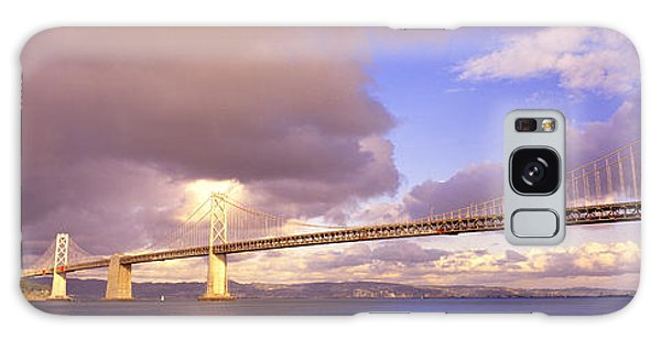 Expanse Galaxy Case - Oakland Bay Bridge San Francisco by Panoramic Images