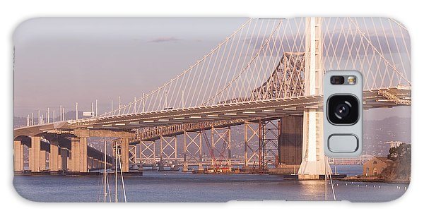 Oakland Bridge Galaxy Case