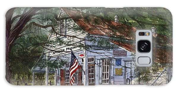Oakland Plantation Store Galaxy Case by Tim Oliver