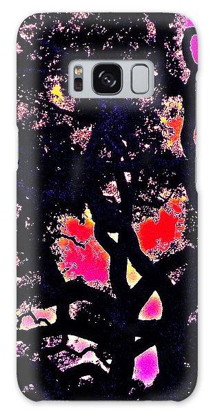 Oaks 10 Galaxy Case by Pamela Cooper