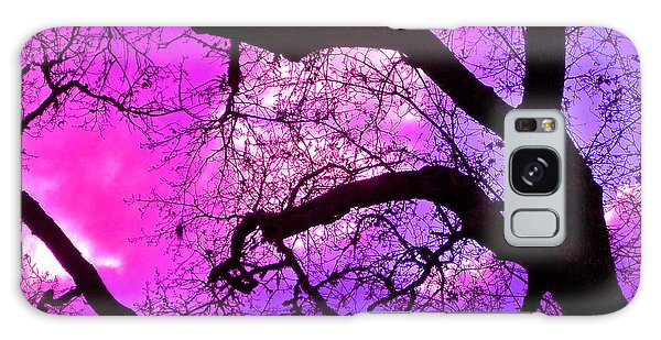 Oaks 17 Galaxy Case by Pamela Cooper