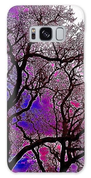 Oaks 6 Galaxy Case by Pamela Cooper