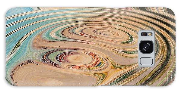 Oasis Galaxy Case by Loredana Messina