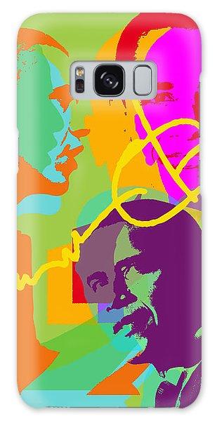 Obama Galaxy Case by Jean luc Comperat