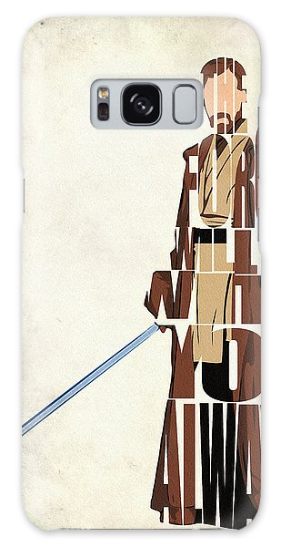 Obi-wan Kenobi - Ewan Mcgregor Galaxy Case