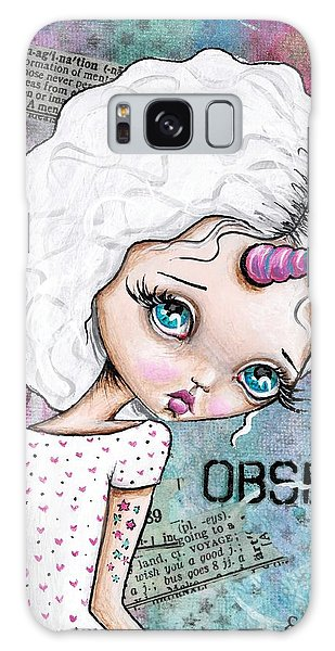 Observation Galaxy Case by Lizzy Love of Oddball Art Co
