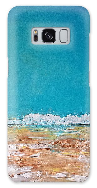 Ocean 2 Galaxy Case by Diana Bursztein