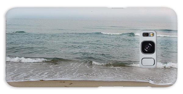 Ocean At Buxton Nc Galaxy Case by Cathy Lindsey