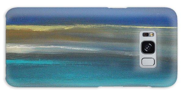 Ocean Blue 2 Galaxy Case