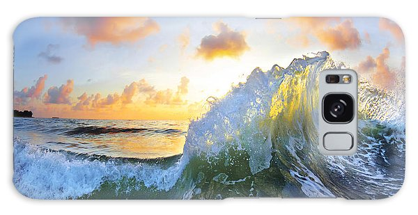 Ocean Bouquet Galaxy Case