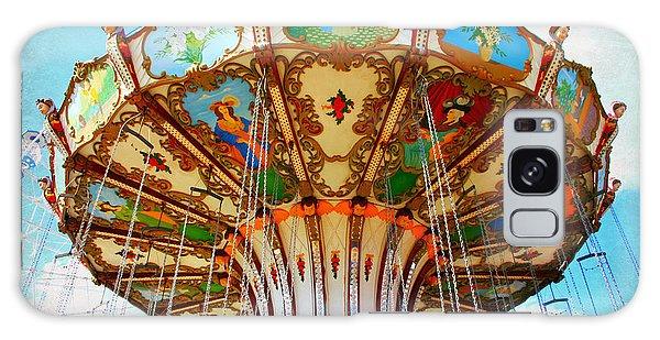 Ocean City Swing Carousel Galaxy Case