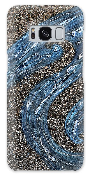 Ocean Dance Galaxy Case