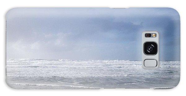 Ocean Foam Galaxy Case