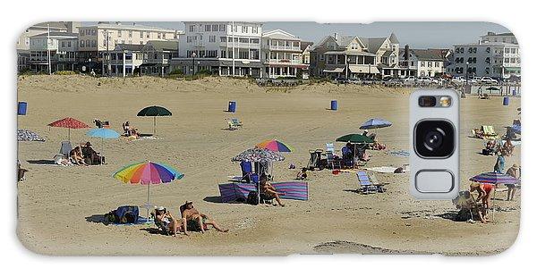Ocean Grove Beach Galaxy Case