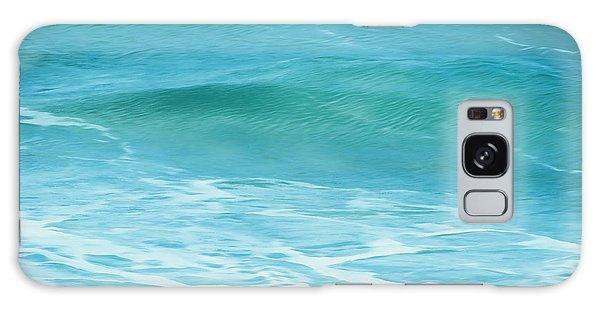 Ocean Lullaby Galaxy Case
