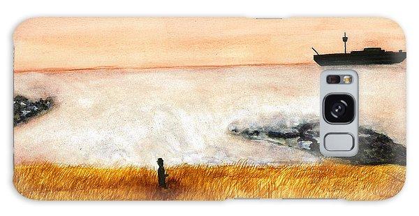 Ocean Mist 3 Galaxy Case