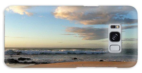 Ocean Serenity Galaxy Case
