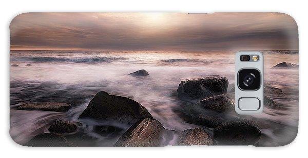 Rock Galaxy Case - Ocean Trance by Christian Lindsten