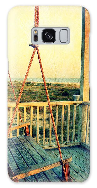 Ocean View At Oak Island 2 Galaxy Case