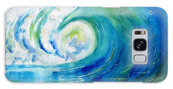 Ocean Wave Galaxy Case