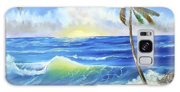 Ocean Wave Galaxy Case
