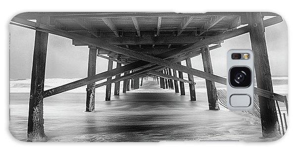 Pier Galaxy Case - Oceanana Pier by Errick Cameron