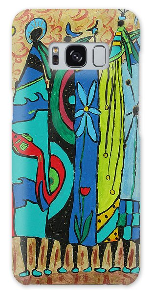 Oceania Galaxy Case by Clarity Artists