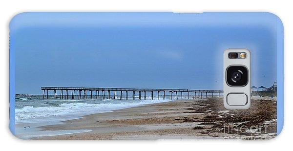 Oceanic Pier Galaxy Case