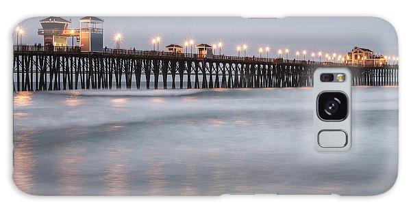 Oceanside Pier 1 Galaxy Case