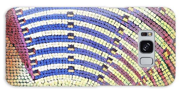 Ochre Auditorium Galaxy Case by Mark Jones