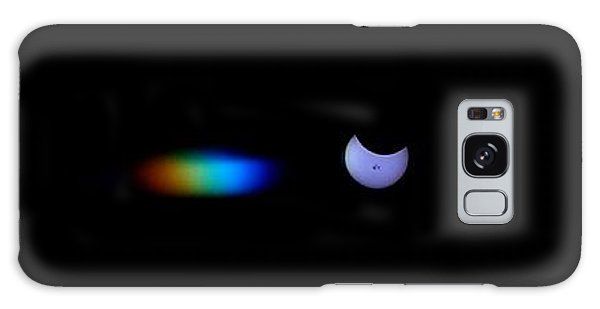 October 2014 Partial Solar Eclipse Galaxy Case