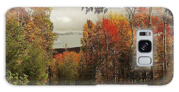 October In West Virginia Galaxy Case
