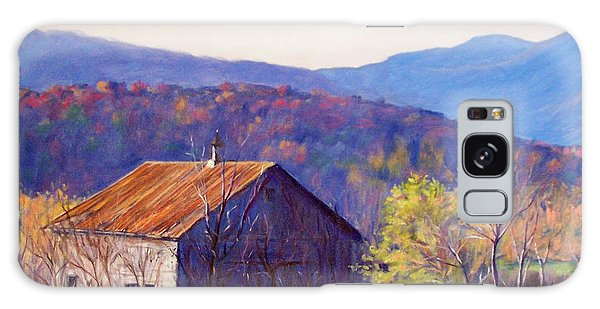 October Morning Galaxy Case by Bonnie Mason