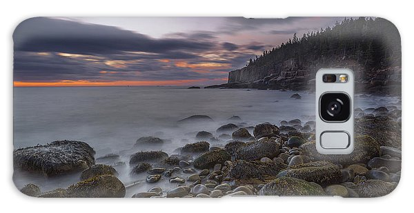 Otter Rock Galaxy Case - October Morning by Marco Crupi