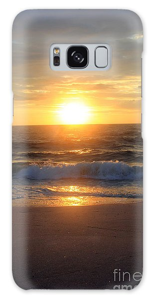 October Rise I Galaxy Case by Mary Haber